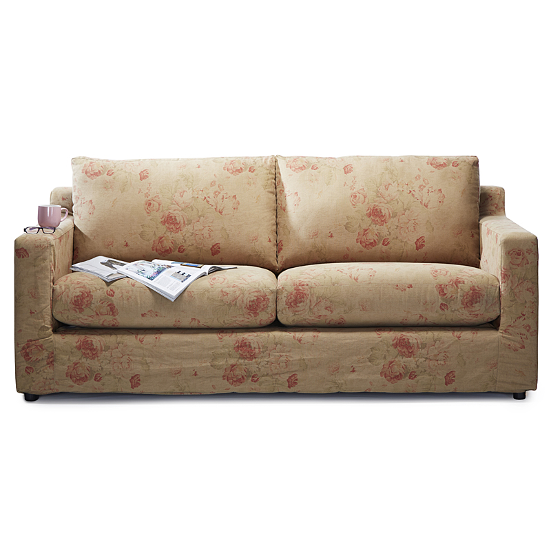 Valletta Formal Back Loose Cover Sofa